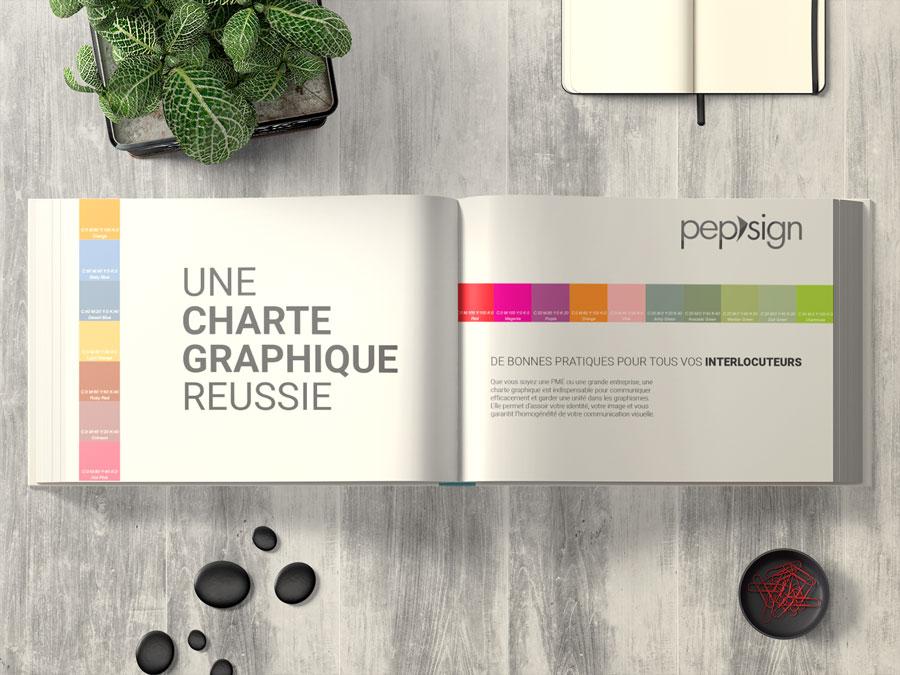 document charte graphique