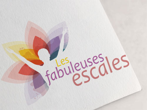 Réalisation maquette logo développement personnel languedoc roussilln