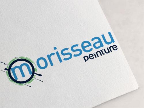 Logotype peintre région nantaise