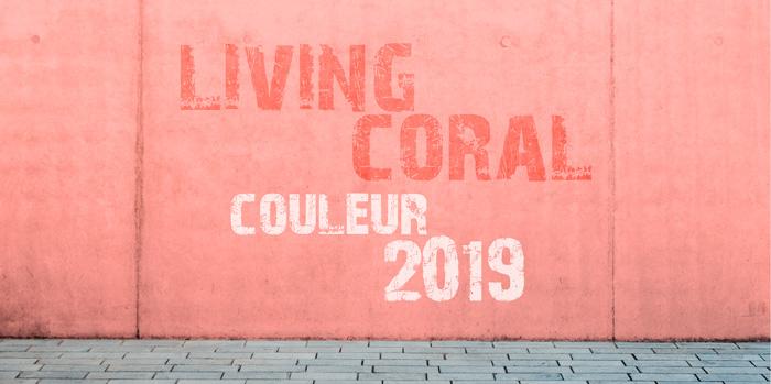 En 2019, osez la couleur et voyez la vie en corail