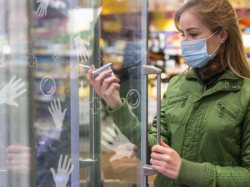 Protégez efficacement vos surfaces avec un film anti-microbien